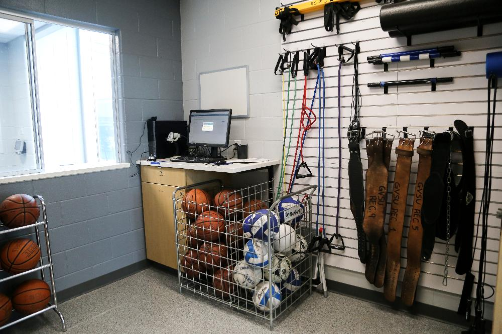 equipment room